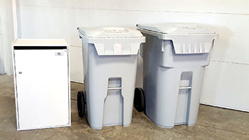 Shred Containers