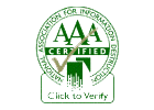 NAID® Certification Verification Certificate